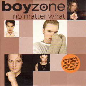 Boyzone - No Matter What piano sheet music