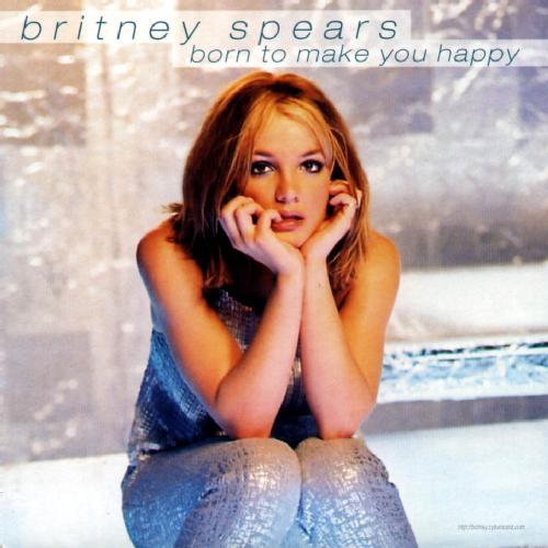 Britney Spears - Born to Make You Happy piano sheet music