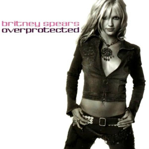 Britney Spears - Overprotected piano sheet music