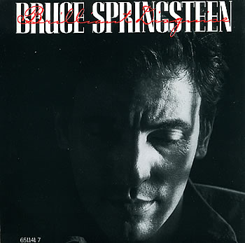 Bruce Springsteen - Brilliant Disguise piano sheet music
