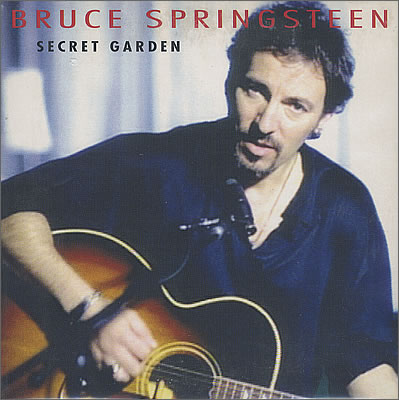 Bruce Springsteen - Secret Garden piano sheet music