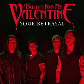 Bullet for My Valentine - Your Betrayal piano sheet music