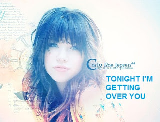 Carly Rae Jepsen - Tonight I'm Getting Over You piano sheet music