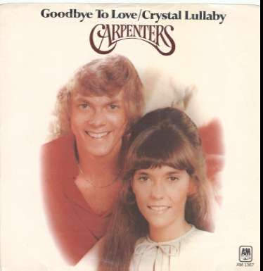 The Carpenters - Crystal Lullaby piano sheet music