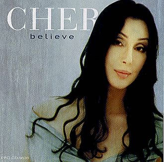 Cher - Believe piano sheet music