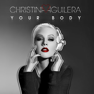 Christina Aguilera - Your Body piano sheet music