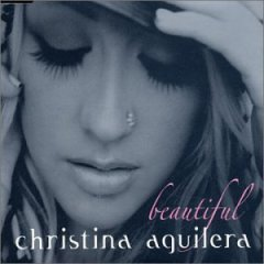 Christina Aguilera - Beautiful piano sheet music