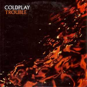 Coldplay - Trouble piano sheet music