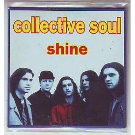 Collective Soul - Shine piano sheet music
