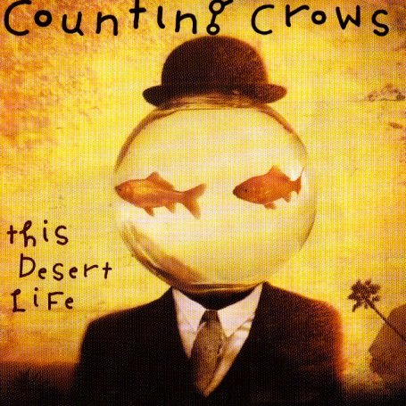 Counting Crows - Colorblind piano sheet music