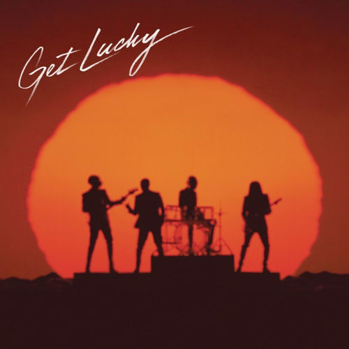 Daft Punk - Get Lucky piano sheet music
