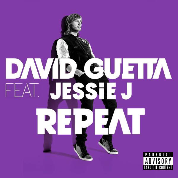 David Guetta - Repeat (feat. Jessie J) piano sheet music