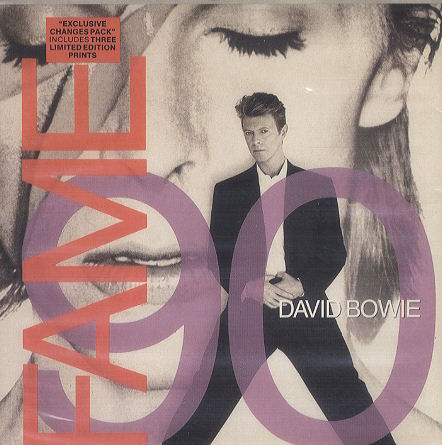 David Bowie - Fame piano sheet music