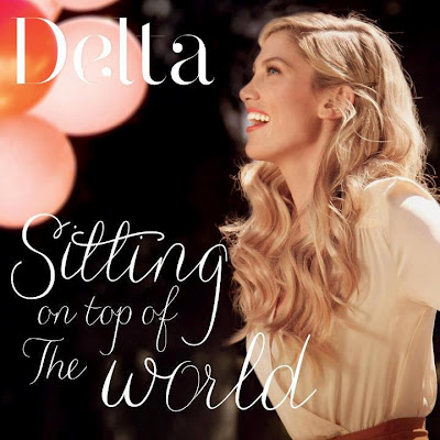 Delta Goodrem - Sitting on Top of the World piano sheet music