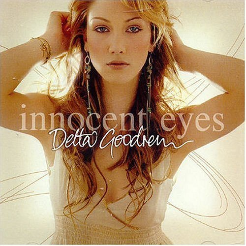 Delta Goodrem - Innocent Eyes piano sheet music
