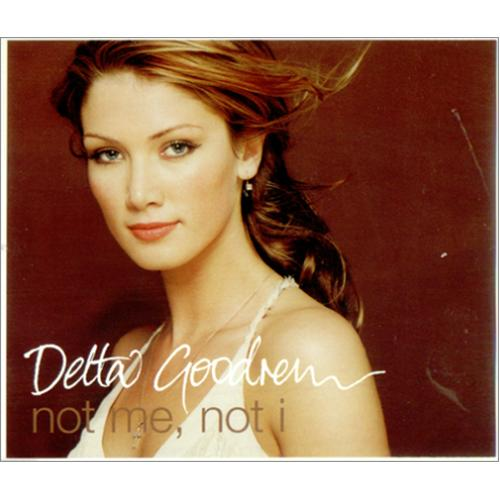 Delta Goodrem - Not Me, Not I piano sheet music