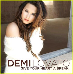 Demi Lovato - Give Your Heart a Break piano sheet music