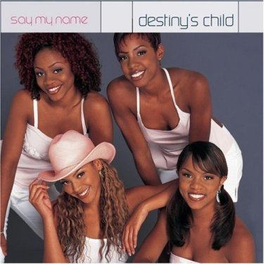 Destiny's Child - Say My Name piano sheet music