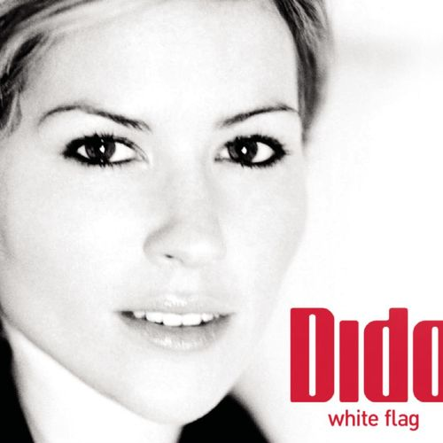 Dido - White Flag piano sheet music