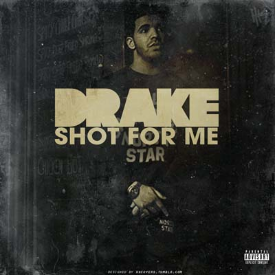 Drake - Shot For Me piano sheet music