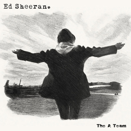 Ed Sheeran - The A Team piano sheet music
