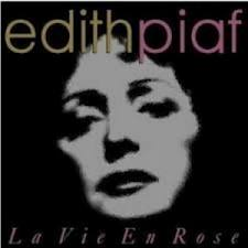 Edith Piaf - La Vie en rose piano sheet music