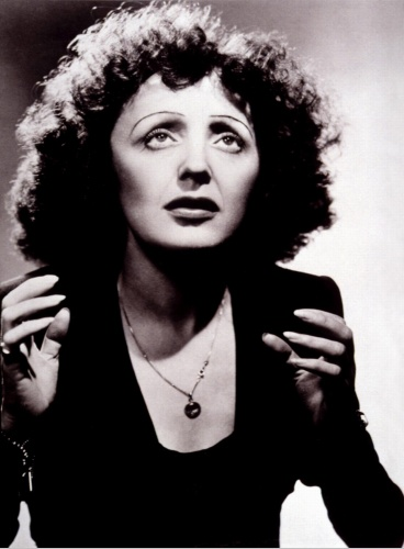 Edith Piaf  piano sheets