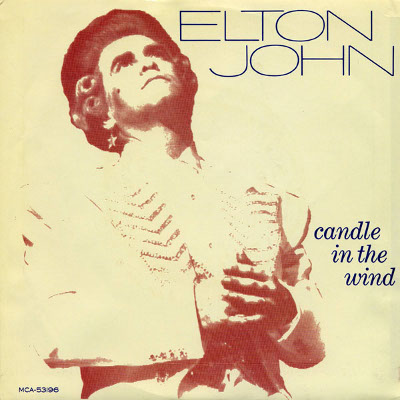 Elton John - Candle in the Wind piano sheet music