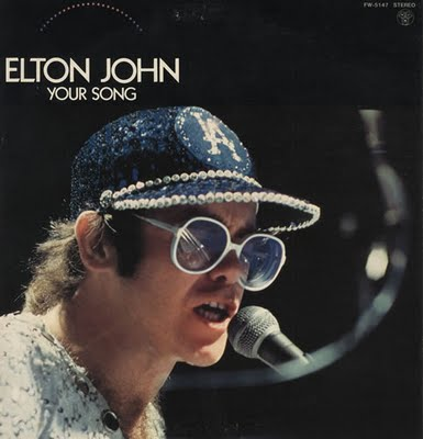Elton John - Your Song piano sheet music