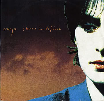 Enya - Storms in Africa piano sheet music