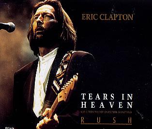 Eric Clapton - Tears In Heaven piano sheet music
