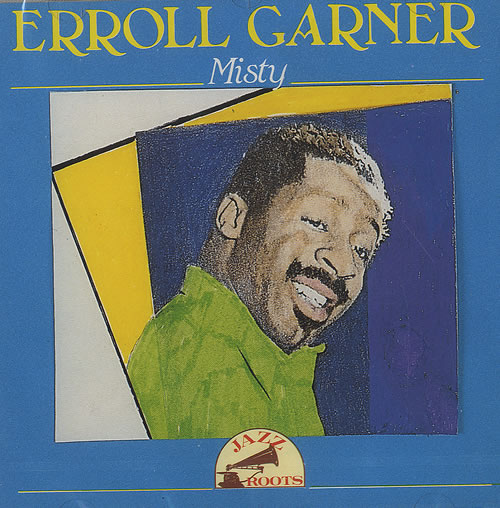 Erroll Garner - Misty piano sheet music