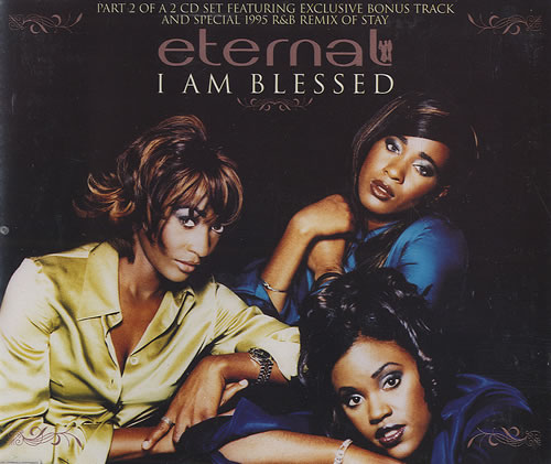 Eternal - I Am Blessed piano sheet music