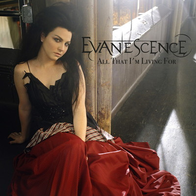 Evanescence - All That I'm Living For piano sheet music
