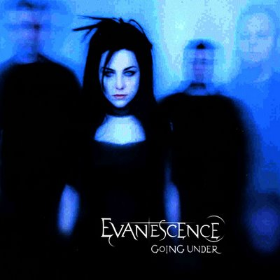 Evanescence - Going Under piano sheet music