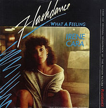 Irene Cara - Flashdance... What A Feeling piano sheet music
