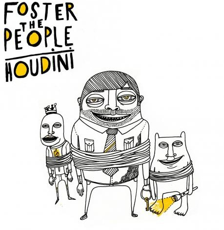 Foster the People - Houdini piano sheet music