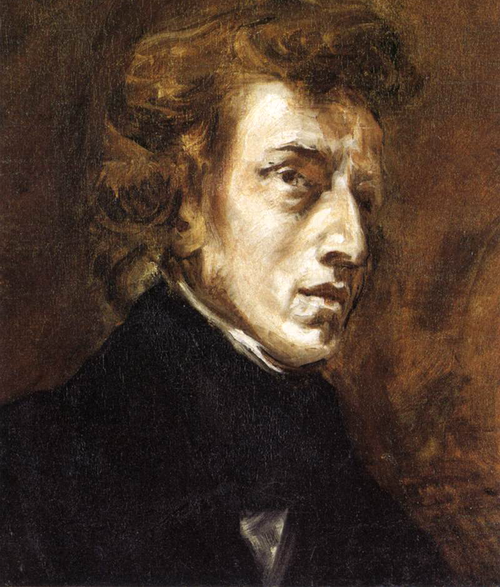 Frederic Chopin  piano sheets