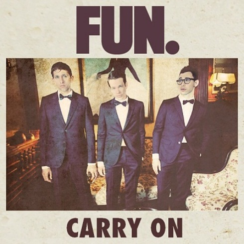 Fun. - Carry On piano sheet music