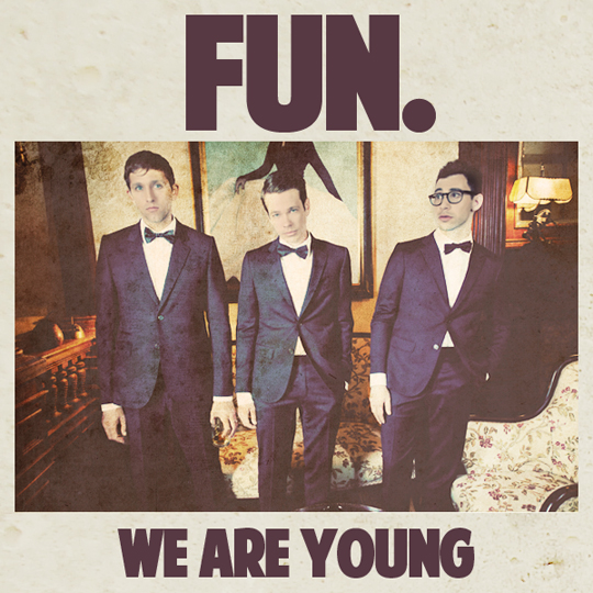Fun. - We Are Young piano sheet music
