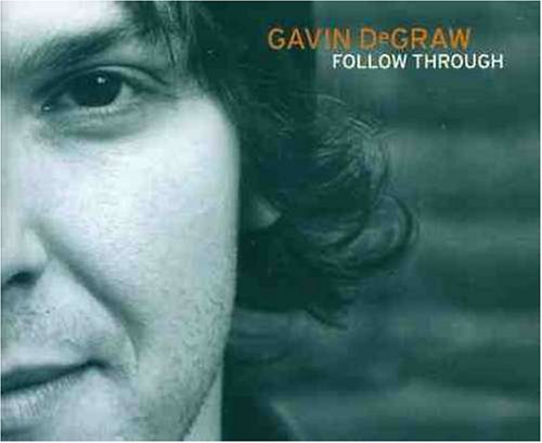 Gavin DeGraw - Follow Through piano sheet music