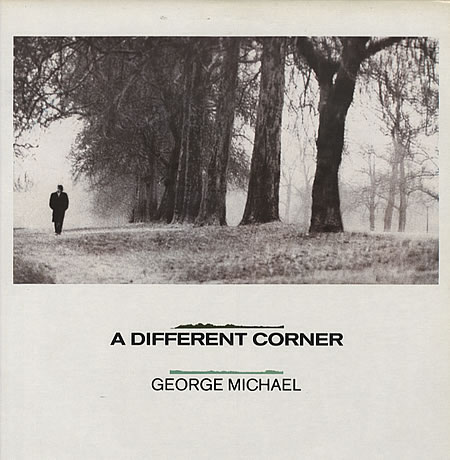 George Michael - A Different Corner piano sheet music