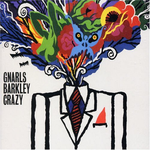 Gnarls Barkley - Crazy piano sheet music