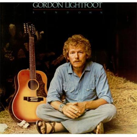 Gordon Lightfoot - Sundown piano sheet music