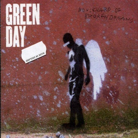 Green Day - Boulevard of Broken Dreams piano sheet music
