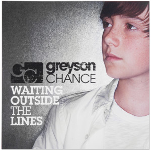 Greyson Chance - Waiting Outside the Lines piano sheet music