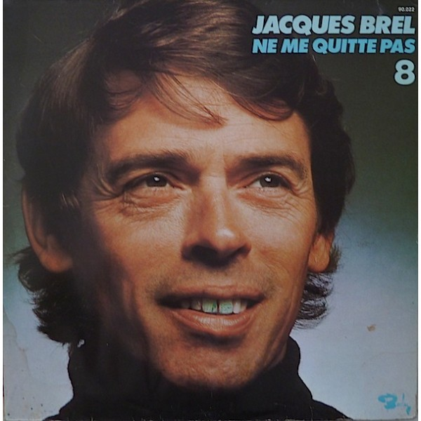 Jacques Brel - Ne me quitte pas piano sheet music