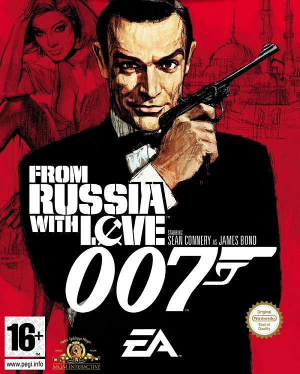 James Bond 007 - From Russia With Love piano sheet music