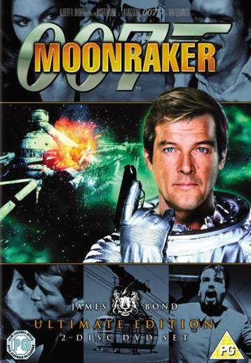 James Bond 007 - Moonraker piano sheet music