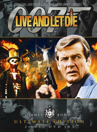 James Bond 007 - Live And Let Die piano sheet music